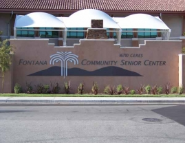 Fontana Senior & Community Center